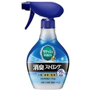 ds-2158263 (まとめ) 花王 リセッシュ除菌EX消臭ストロング本体【×10セット】 (ds2158263) tantanplus