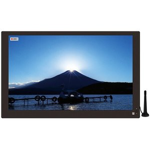 ダイアモンドヘッド OT-PT154AK OVER TIME 15,4インチ録画機能付き2WAYポータブル液晶TV (OTPT154AK)|tantanplus
