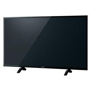 パナソニック TH-43GX500 43V型 4K液晶テレビ VIERA(ビエラ) 液晶テレビ ブラック (TH43GX500) tantanplus