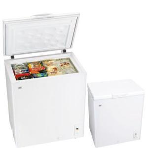 【納期目安:2週間】ハイアール JF-NC145F-W 上開き式ならではの使いやすさと優れた冷凍性能!145L冷凍庫(ホワイト) (JFNC145FW)|tantanplus