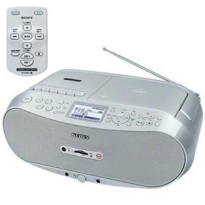 【納期目安:4/上旬入荷予定】ソニー CFD-RS501 CDラジオカセット メモリーレコーダー (CFDRS501) (CFDRS501)