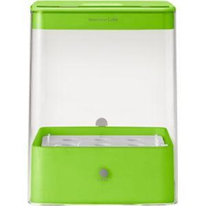 【納期目安:1週間】ユーイング UH-CB01G1-G 水耕栽培器「Green Farm CUBE」(グリーン) (UHCB01G1G)