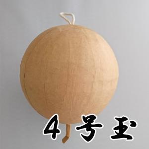 花火玉4号(直径約11.5cm) tanukinomori