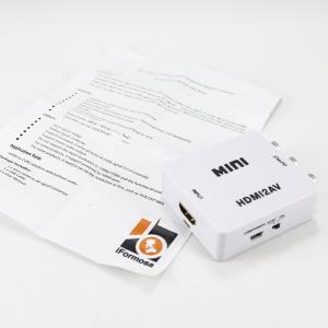 HDMI to AV コンポーネント 変換アダプター 108...