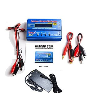 iFormosa ACアダプター付属 iMAX B6 ミニ バランス チャージャー 充電器 放電器 RCバッテリー充電用 IMAX B6 mini SKYRC 互換品|taobaonotatsujinpro