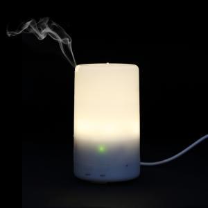 iFormosa アロマディフューザー 超音波加湿器 車載OK USBケーブル付属 色変更可能LED taobaonotatsujinpro