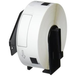 iFormosa 【10個セット】BROTHER 宛名ラベル DK-1201 互換品 10ロール×1ホルダー セット|taobaonotatsujinpro