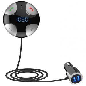 iFormosa シガーソケット MP3プレーヤー Bluetooth ブルートゥース FMトランス...