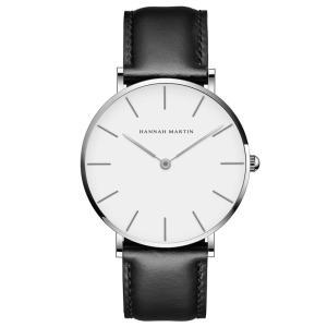 iFormosa デザイナーズ レザー 腕時計 クオーツ IF-HM-BSW|taobaonotatsujinpro