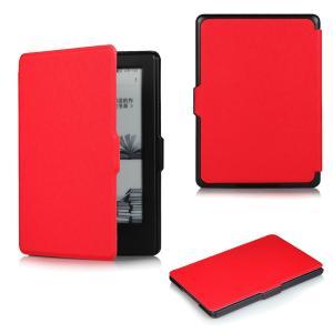 iFormosa Amazon Kindle用レザーカバー (Kindle2016専用)  レッド taobaonotatsujinpro