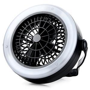 iFormosa LED 扇風機 ファン アウトドア キャンプ キャンピング ポータブル バーベキュー ハイキング 釣り IF-LEDF-T2 taobaonotatsujinpro