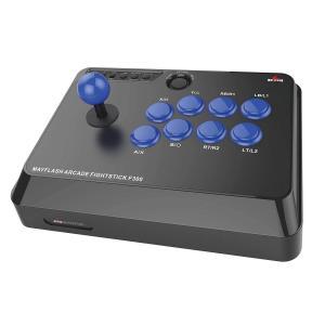 カスタマイズに最適な三和電子ボタンとジョイスティックに対応。 PS4、PS3、XBOX ONE、XB...