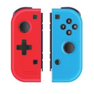 Nintendo Switch対応 Bluetooth V3.0、通信距離10m ジャイロセンサー搭...