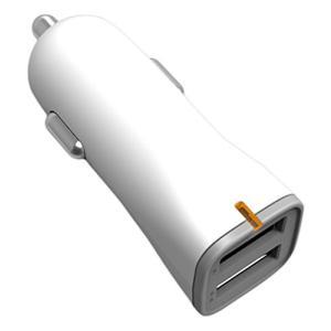 シガーソケット 車 自動車 USB充電器 アダプター 1A + 2.4A|taobaonotatsujinpro