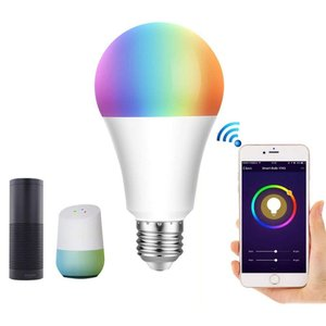 iFormosa Alexa Google Home WiFi スマートフォン LED 電球 色調整機能|taobaonotatsujinpro