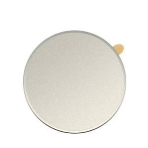 スマートフォン マグネットホルダー 貼替用 メタルプレート 金属シール 小判サイズ 2枚組|taobaonotatsujinpro
