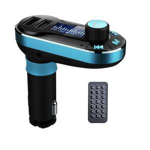 iFormosa IFT66B Bluetooth FMトランスミッター microSD USB 充...