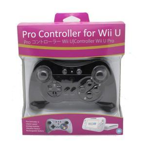 iFormosa Nintendo Wii U Bluetooth コントローラー 黒 IF-WII...