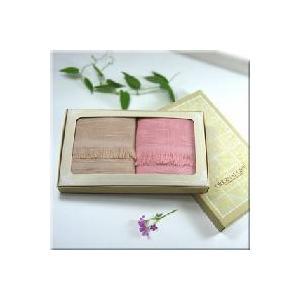 タオルマフラー UVケア 2枚用化粧箱 ※箱のみの販売となります|taorunomori