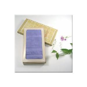 タオルマフラー UVケア 1枚箱入り ギフトセット|taorunomori