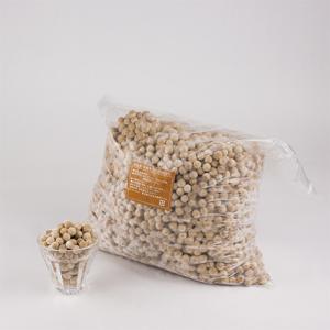 ブラックタピオカ 大粒 3kg 【調理時間約40分】 大粒 冷凍 生タイプ