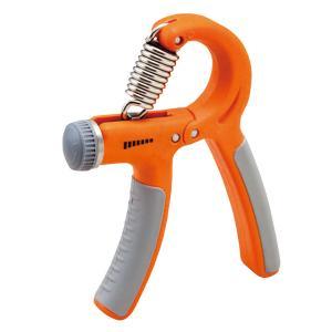 握力 筋力 腕優しく握れるハンドグリップ(調整機能付き)