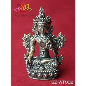 仏像 ホワイト・ターラ菩薩|tara-harmony