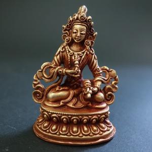 【仏像】金剛薩た(ヴァジュラサットヴァ)小さな仏像 6cm taradou