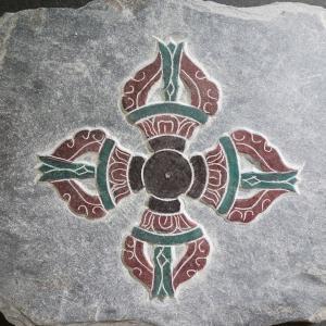 【装飾】羯磨 石製|taradou