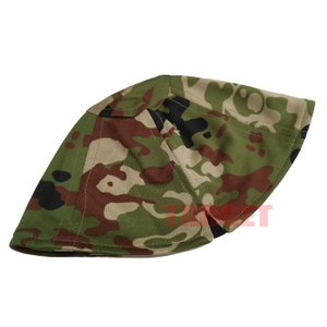 陸上自衛隊 迷彩 鉄帽インナー フリーサイズ (ヘルメットインナー 汗取り帽 テッパチ サバゲー)