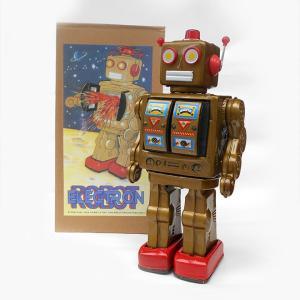 ブリキのエレクトンロボット