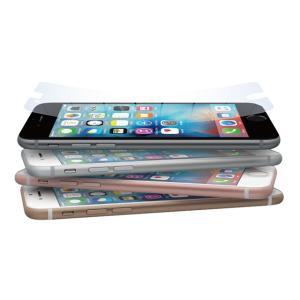送料無料 パワーサポート iPhone6S iPhone6 液晶保護フィルム ハイブリッドクリスタルフィルムセット光沢タイプ PYC-04|tarosdirect