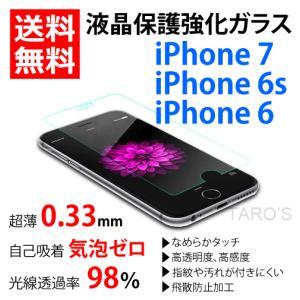【DM便!送料無料!】TAROS iPhone7 iPhone6S/iPhone6専用(4.7インチ用) 液晶保護強化ガラスフィルム 硬度9H 超薄0.33mm TGF-iPH6CR|tarosdirect