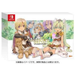 (Nintendo Switch ソフト)ルーンファクトリー4スペシャル メモリアルボックス (7月30日出荷分 予約 キャンセル不可)|taroubou