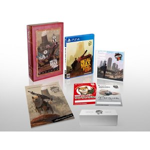 (PS4ソフト) METAL MAX Xeno Reborn Limited Edition (7月...