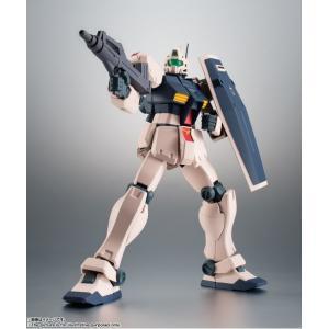 ROBOT魂 <SIDE MS> RGM-79C ジム改 ver. A.N.I.M.E. (発売日より約1週間後の出荷 予約 キャンセル不可)|taroubou