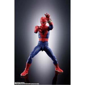 S.H.フィギュアーツ スパイダーマン(「スパイダーマン」東映TVシリーズ)(発売日より約1週間後の...