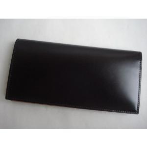 GANZO 一生ものの財布ならコードバンで決まり!?