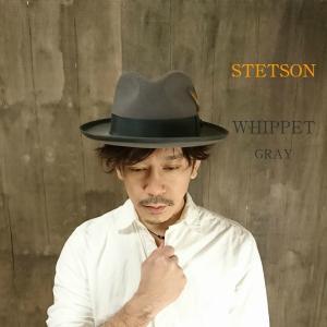 創業150年アメリカの老舗ブランド [STETSON/ステットソン]  WHIPPET ROYAL ...