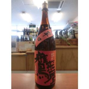 浜嶋酒造 鷹来屋 辛口 特別純米酒 1800ml 1.8L