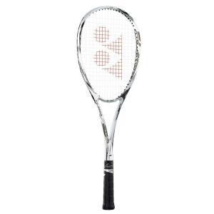 YONEX ソフトテニスラケット  エフレーザー9V(ガット張加工有り) プラウドホワイト