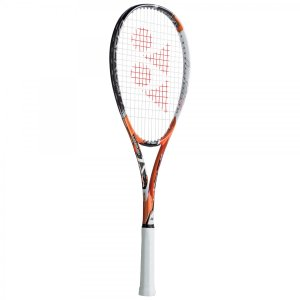 YONEX 【ガット張り無料】ソフトテニスラケット  レーザーラッシュ1S LR1S  オレンジ