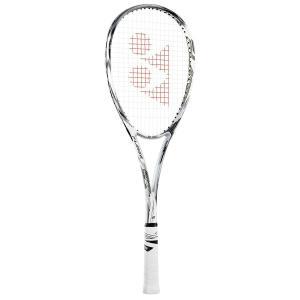 YONEX ソフトテニスラケット  エフレーザー9S(ガット張加工有り) プラウドホワイト