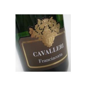 フランチャコルタ ブラン ドゥ ブラン パドセ 2012 カヴァッレーリ 泡 750ml|tastevin|02