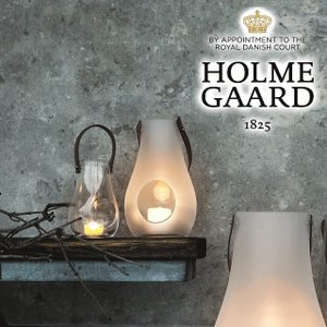 ホルムガード ランタンクリアH29cm/HOLMEGAARD DESIGN WITH LIGHT デザインウィズライト デンマークホルムガードのガラス製ランタン tasukurashi