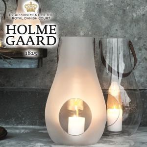 ホルムガード ランタンフロストH45cm/HOLMEGAARD DESIGN WITH LIGHT デザインウィズライト デンマークホルムガードのガラス製ランタン|tasukurashi