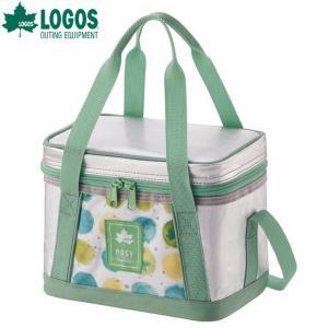 ロゴス/LOGOS ROSY 抗菌・insul10 ソフトクーラー5(リーフ)5リットル 5L ソフトクーラー クーラーバッグ 保冷バッグ|tasukurashi
