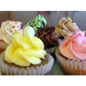 カップケーキ TATANOACUPCAKE タタノアカップケーキ6個セット【お薦め】|tatanoacupcake