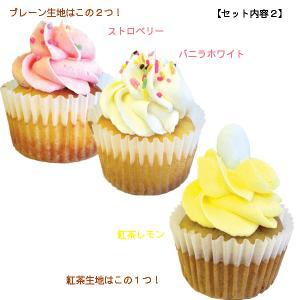 カップケーキ TATANOACUPCAKE タタノアカップケーキ6個セット【お薦め】|tatanoacupcake|04