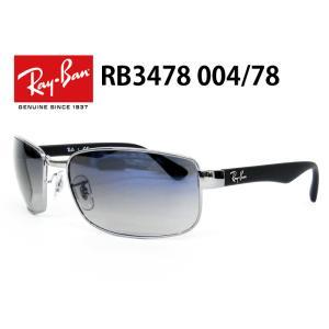 Ray-Ban RayBan(レイバン)RB3478 004/78 60サイズ POLARIZED(...